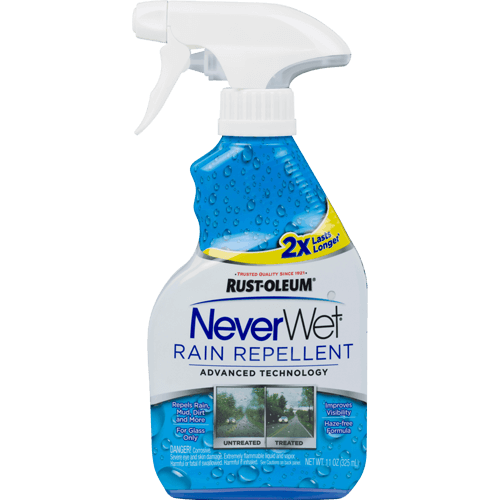 NEVERWET RAIN REPELLENT