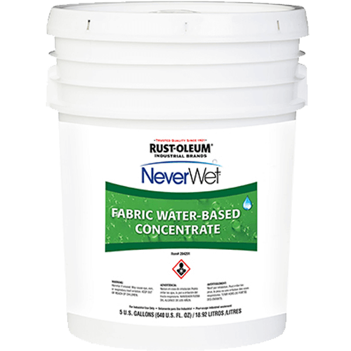 NEVERWET FABRIC WATER-BASED CONCENTRATE