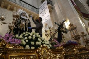 NeverWet is in the South of Spain religious parades