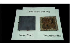 NeverWet's Anti-Corrosion Properties
